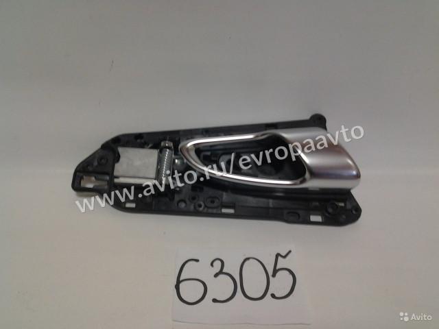 Porsche Cayenne ручка двери передняя правая внутренняя