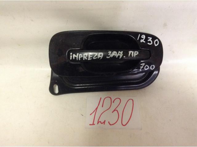 Subaru Impreza  ручка двери задняя правая наружная