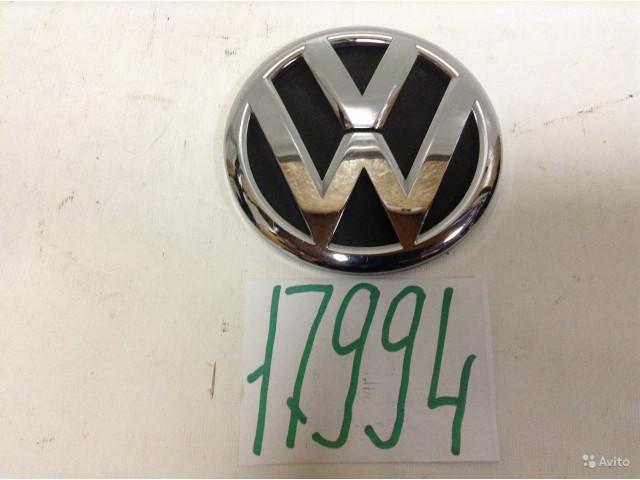 Volkswagen Caddy эмблема на крышку багажника