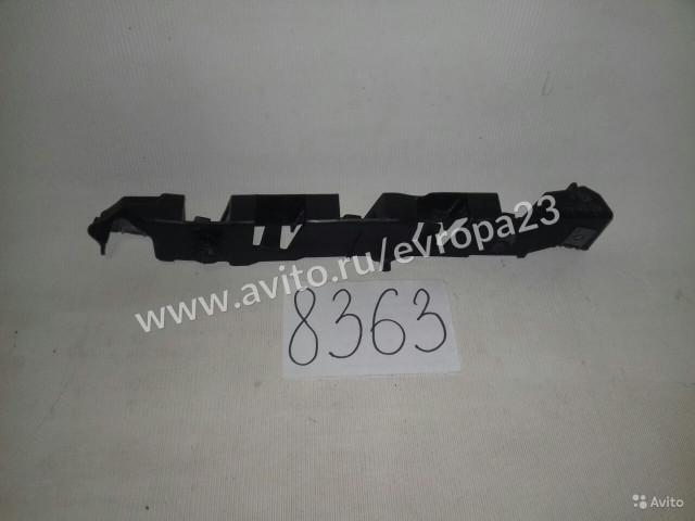 Citroen C4 кронштейн переднего бампера