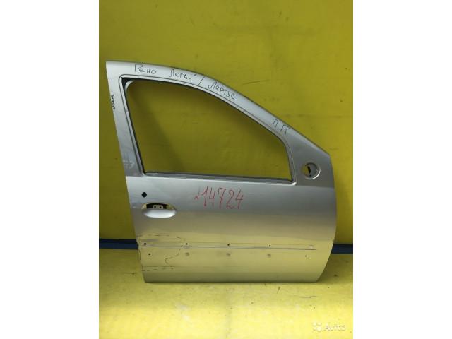 Renault Logan Lada Largus Дверь передняя правая