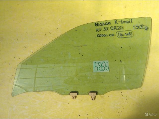 Nissan X-Trail Стекло переднее левое