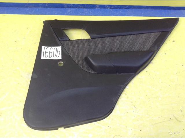 Chevrolet Aveo T250 Обшивка двери задняя правая