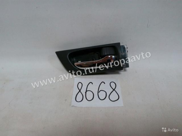 Lexus GX570 ручка двери внутренняя