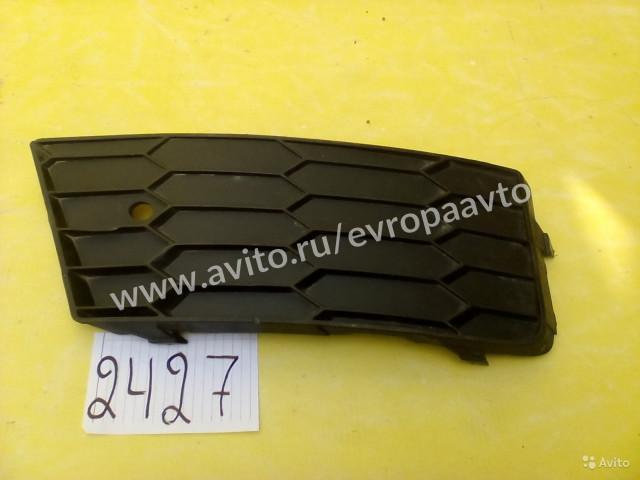 Skoda Octavia A7 Накладка птф левая