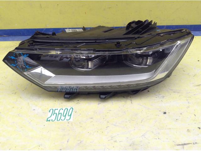 Volkswagen Passat B8 фара передняя левая LED Донор
