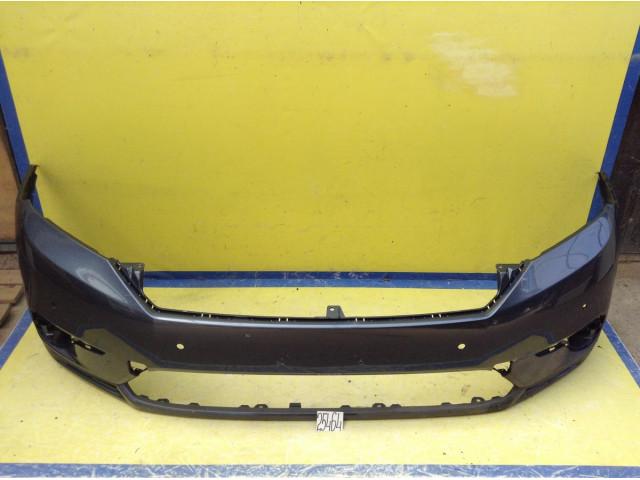 Toyota Highlander бампер передний под парктроник