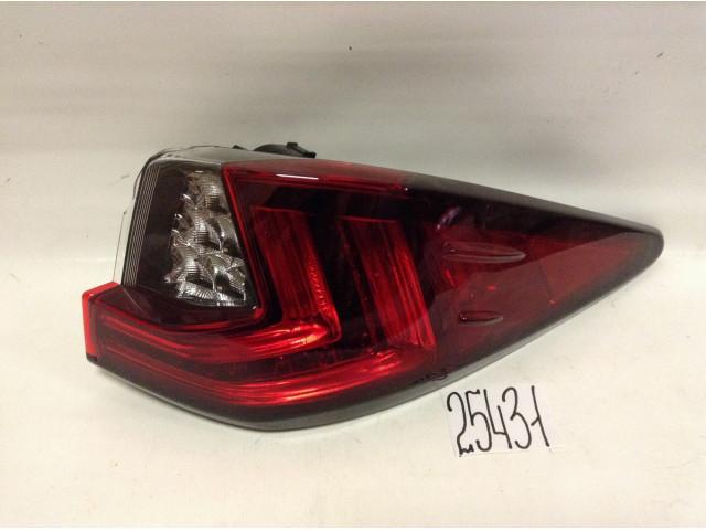 Lexus RX фонарь задний правый в крыло LED