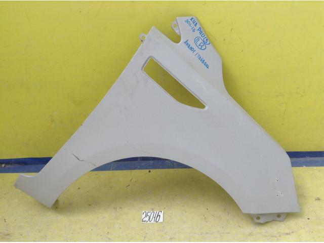 Kia Rio 3 крыло переднее правое