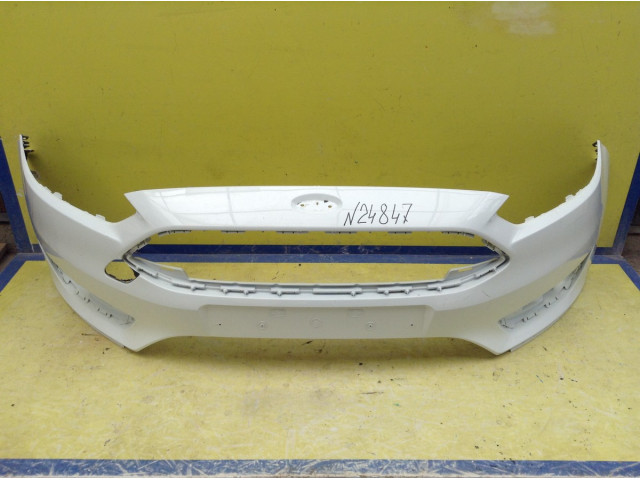 Ford Focus 3 рестайлинг бампер передний