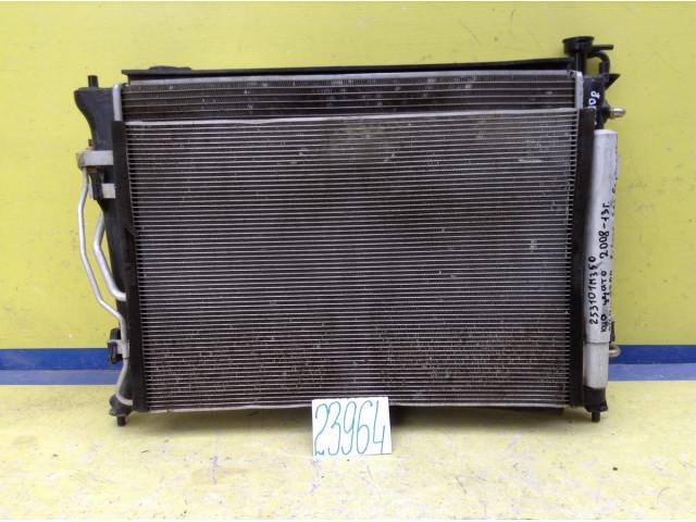 Kia Cerato радиатор в сборе без вентилятора
