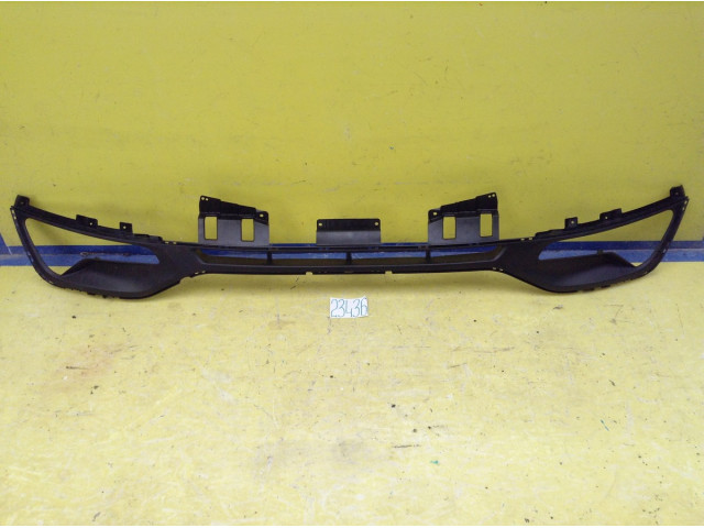 Kia Sportage накладка решетка переднего бампера
