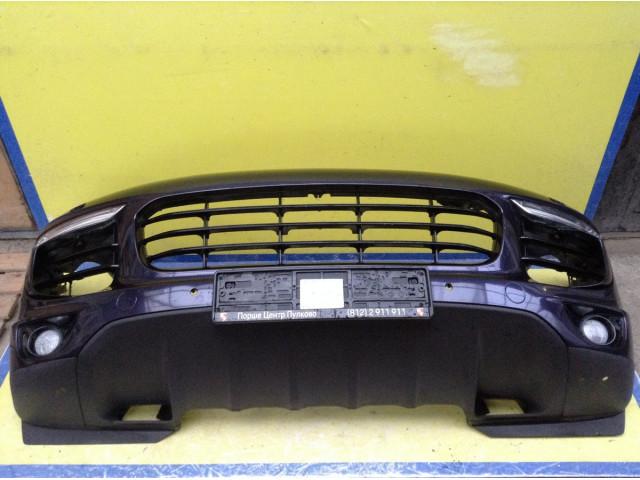 Porsche Cayenne бампер передний в сборе