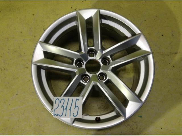 Audi A4 диск R17