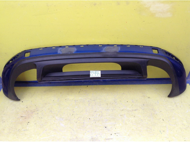 Volkswagen Touareg бампер задний нижняя часть
