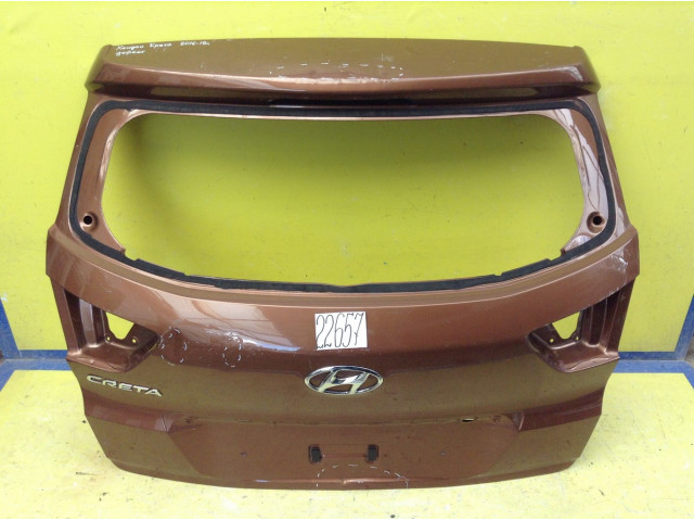 Hyundai Creta дверь крышка багажника