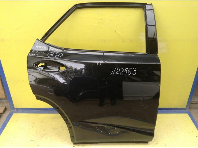 Lexus RX дверь задняя правая