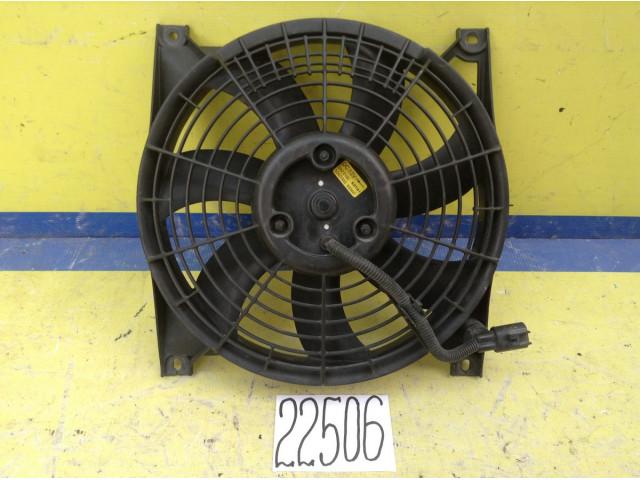 Lada Granta малый диффузор с вентилятором в сборе