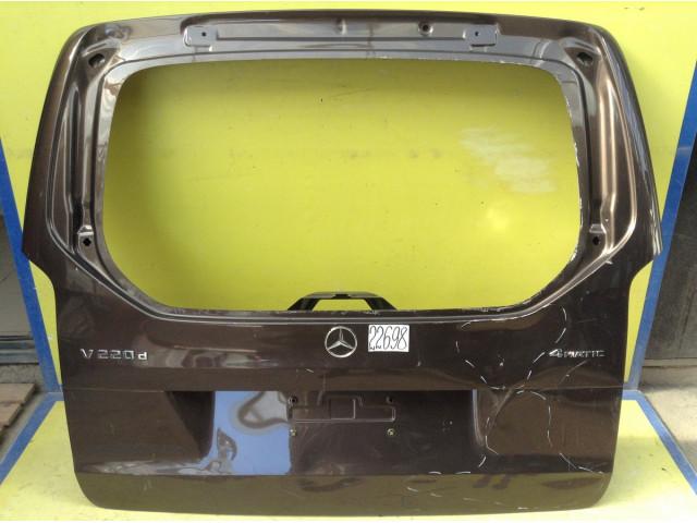 Mercedes Vito дверь крышка багажника