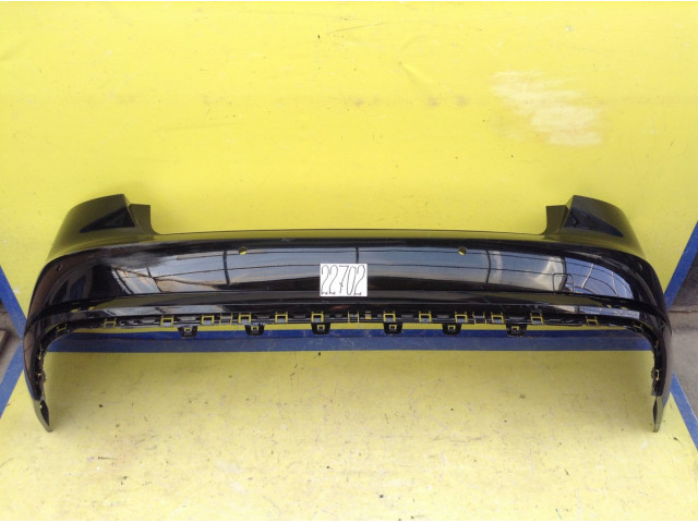 Audi A4 B9 бампер задний под парктроник