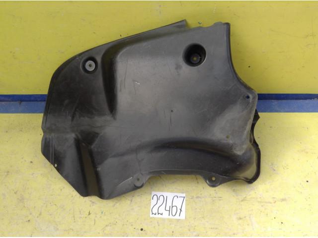 Bmw 5 E60 защита пыльник заднего бампера