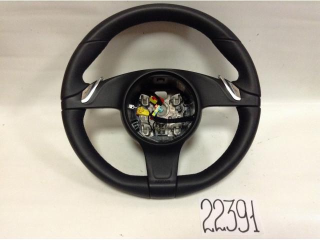 Porsche Cayenne Panamera руль рулевое колесо