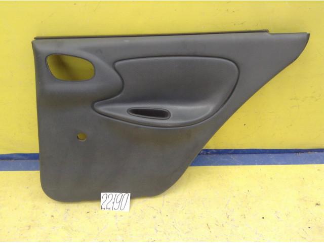 Chevrolet Lanos ZAZ Chance обшивка двери задняя
