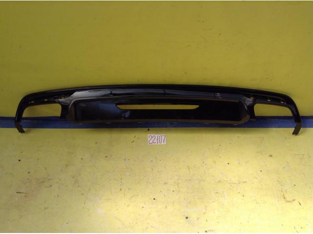 Mercedes S W222 юбка заднего бампера