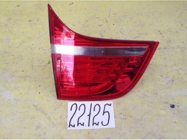 Bmw X6 E71 фонарь задний левый в крышку багажника
