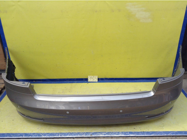 Skoda Octavia A5 бампер задний под парктроник