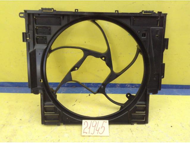 Bmw 5 F10 F11 диффузор вентилятора