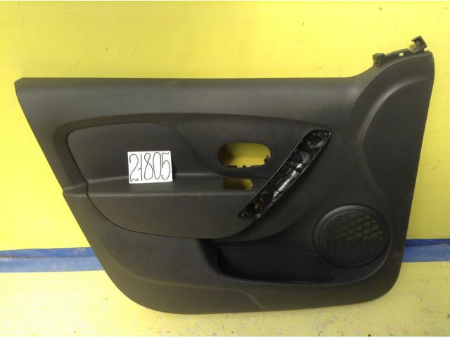 Renault Logan 2 обшивка двери передняя левая