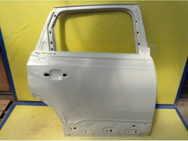 Audi Q7 дверь задняя правая