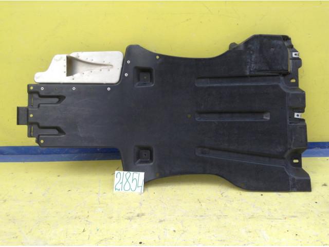 Audi Q7 защита двс задняя кпп