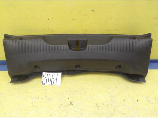 Jaguar XF накладка замка багажника панели