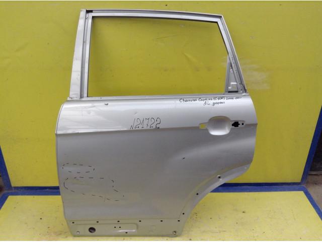 Chevrolet Captiva C100 дверь задняя левая