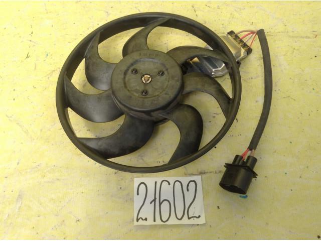 Porsche Cayenne вентилятор охлаждения