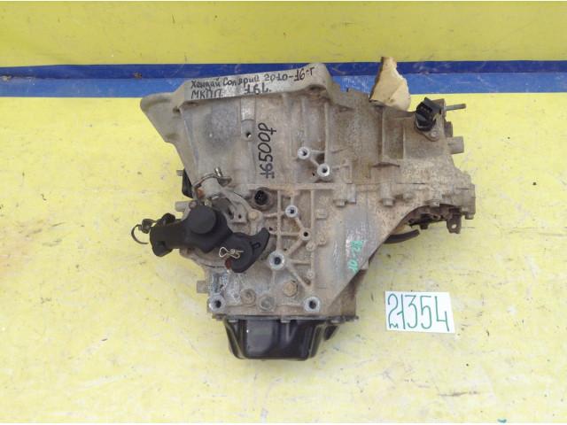 Hyundai Solaris 1,6л механическая коробка передач