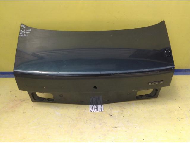 Ваз 2110 крышка багажника