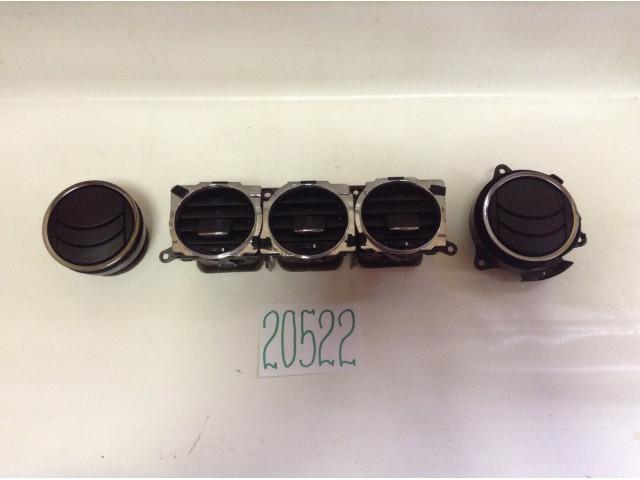 Mazda CX7 дефлектор воздуховод в панель парприза