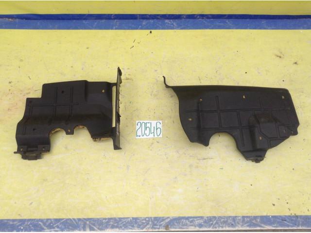 Mazda CX7 накладка под парприз правая и левая часть