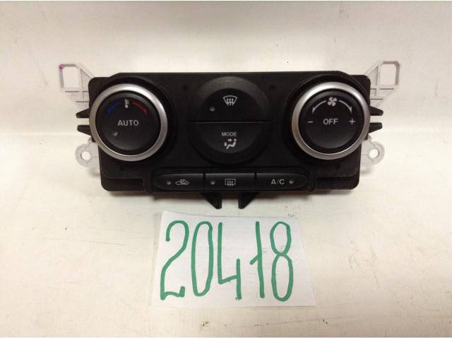 Mazda CX7 блок управления климат контролем