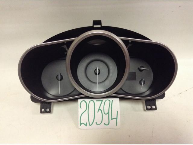 Mazda CX7 панель приборов