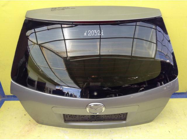Mazda CX7 дверь крышка багажника в сборе