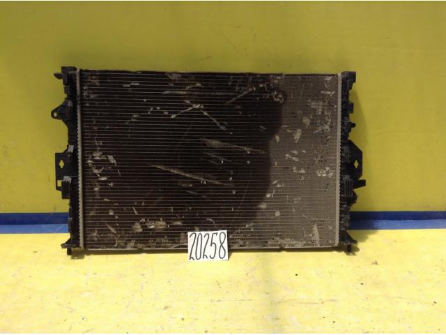 Ford Mondeo Focus 3 радиатор основной МКПП