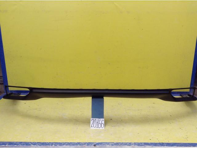 Hyundai Genesis юбка заднего бампера