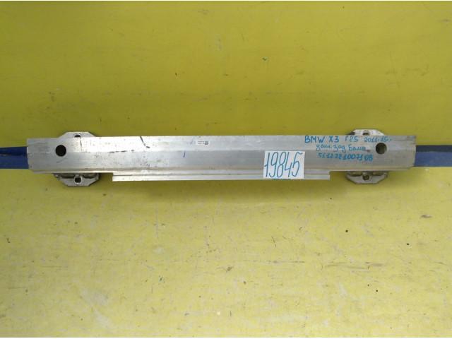 Bmw X3 F25 усилитель заднего бампера