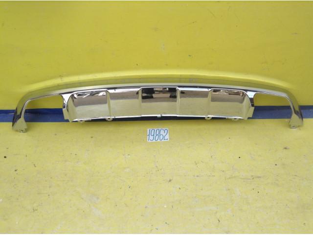 Mercedes GLK X204 хром накладка заднего бампера