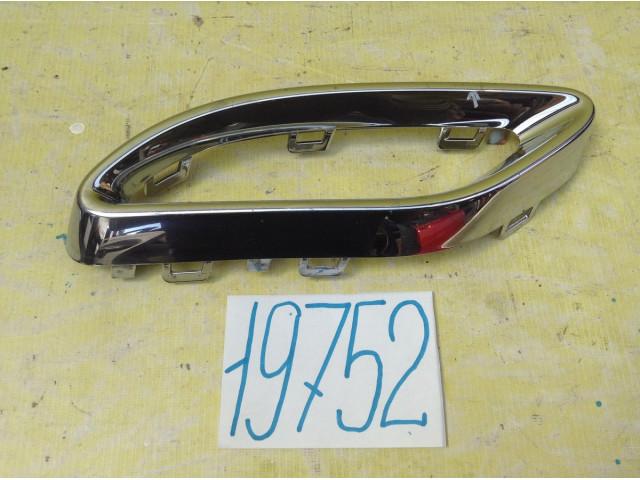 Mercedes W166 ML GLE накладка насадка глушителя