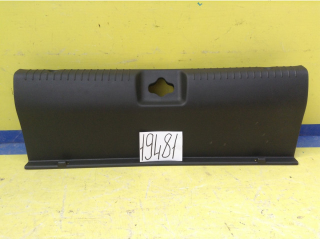 Hyundai Solaris накладка замка багажника